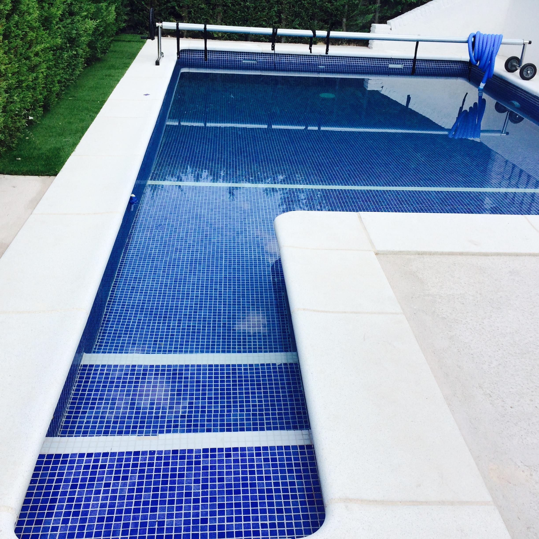 galer a de obras de piscinas en madrid y toledo cristayl
