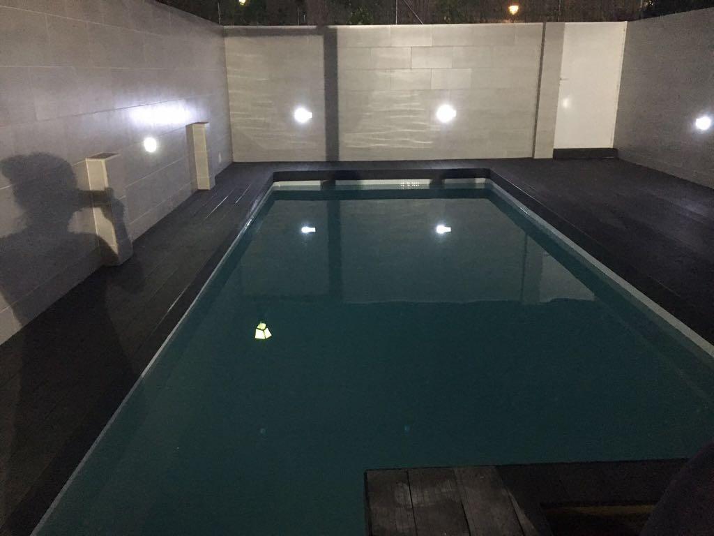 Galer a de obras de piscinas en madrid y toledo cristayl for Piscina climatizada madrid