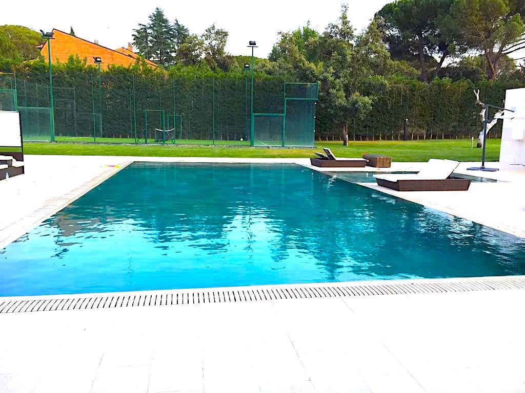 Blog sobre piscinas de obra en madrid y toledo for Piscina juan de toledo